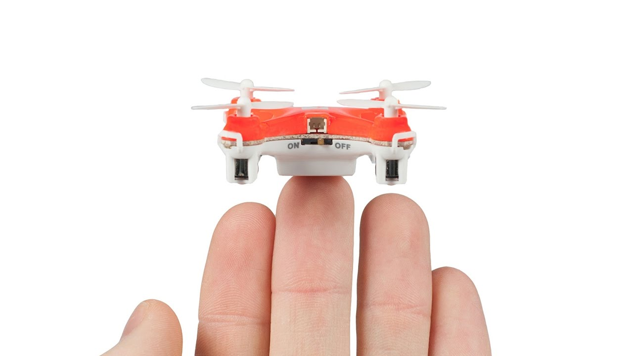 5 Smallest Drones That Will Blow Your Mind